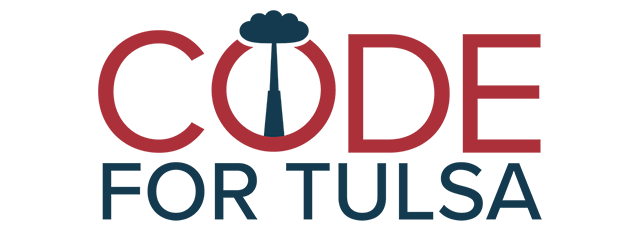 Code for Tulsa Logo